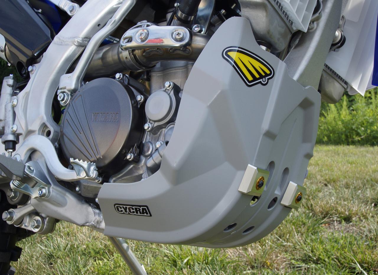 CYCRA サイクラ フルカバースキッドプレート YAMAHA YZ250FX / WR250F (2014-2017)