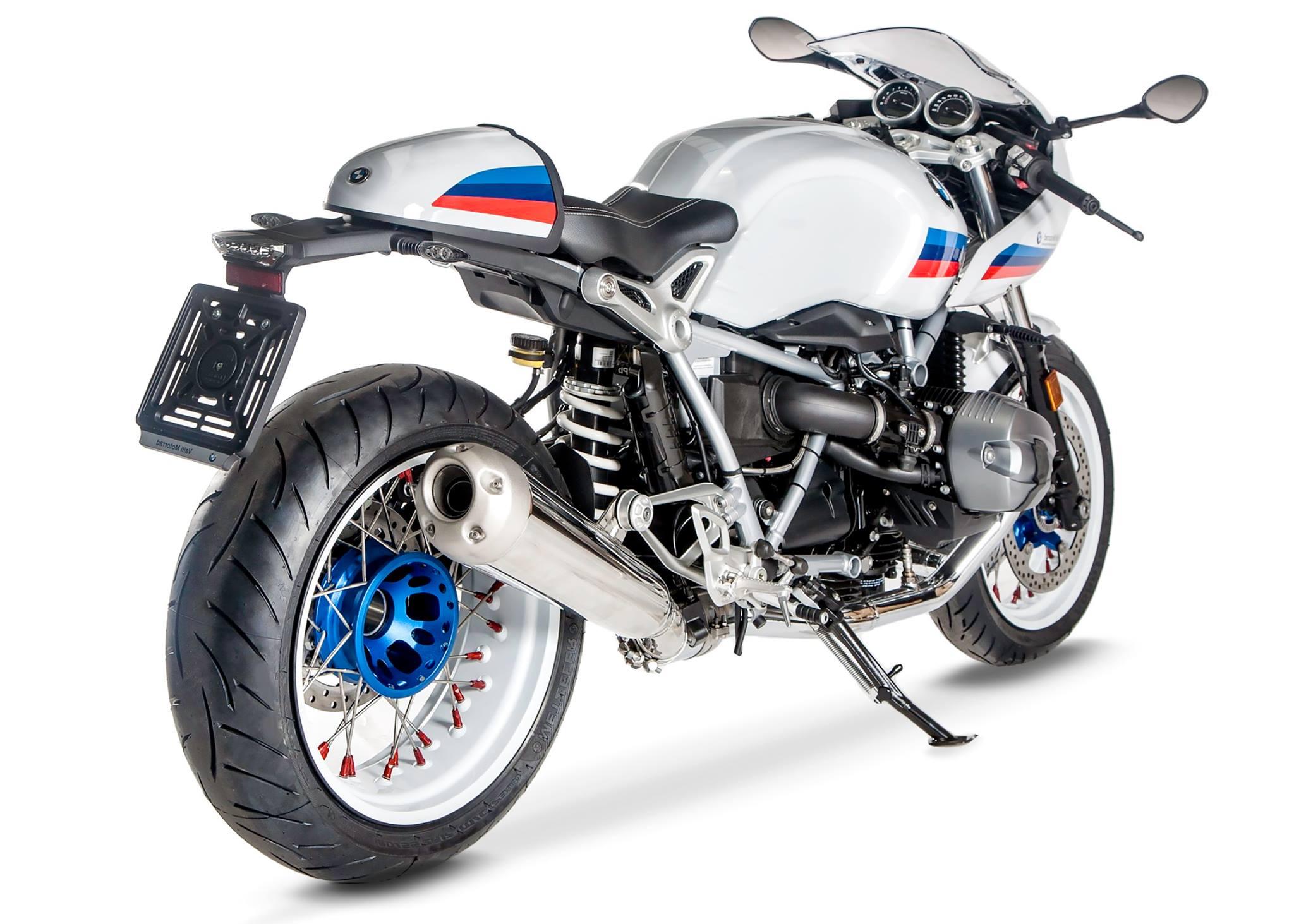 (前後セット) alpina チューブレスホイール BMW R Nine-T Racer用