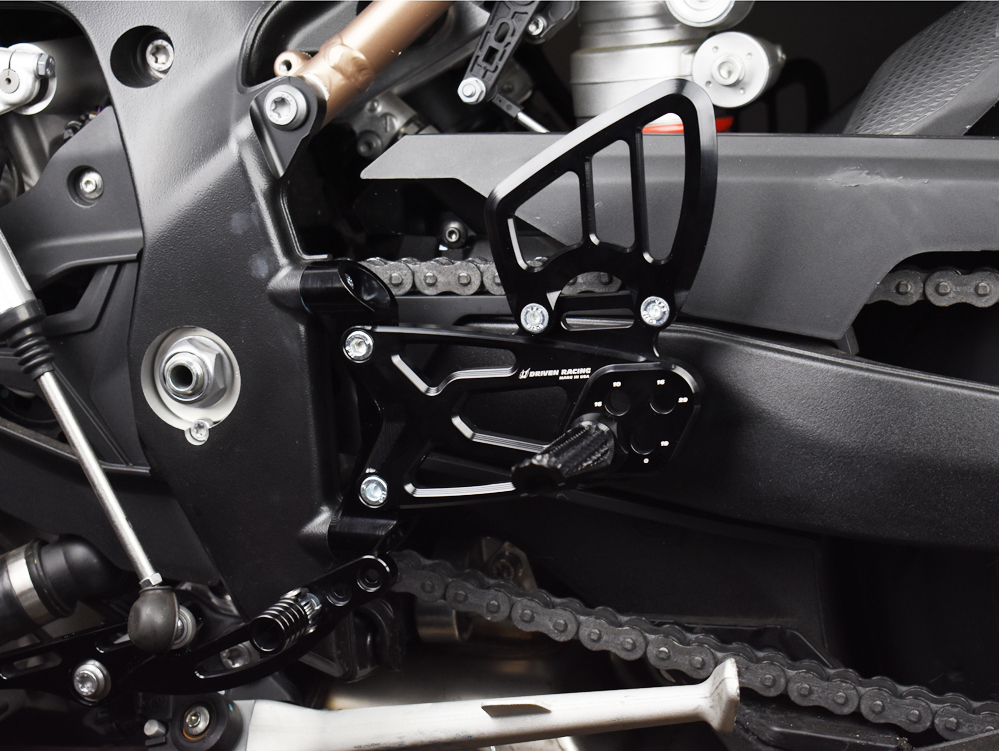 Driven TT バックステップ BMW S 1000 RR  2020