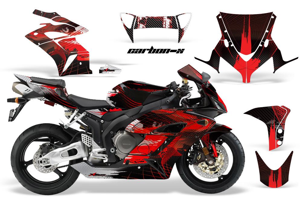 AMR デカール Honda CBR1000RR (2004-2005) 専用グラフィック コンプリートキット EDHARDY