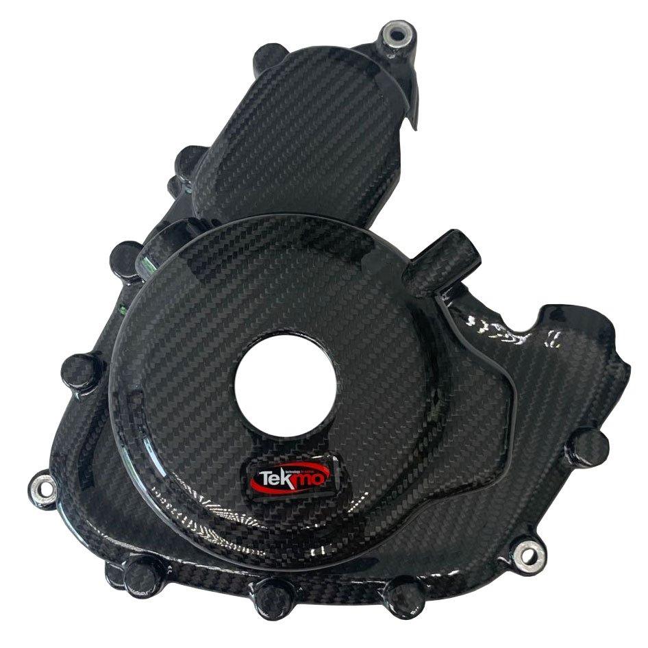 Tekmo Racing カーボンイグニッション ACG カバー KTM, Husqvarna用