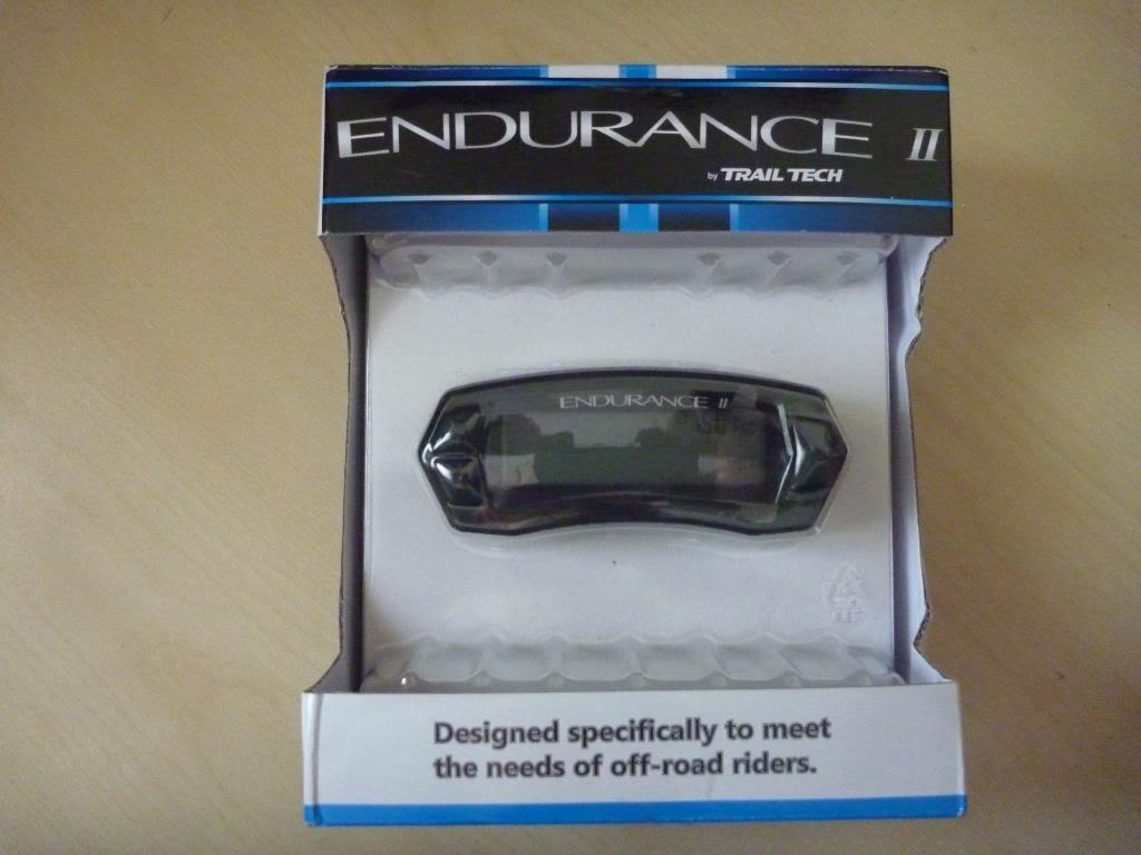 Endurance IIデジタルメーターキットYAMAHA - TTR225/TTR230/TTR250 00-12 フロントディスクブレーキモデルのみ