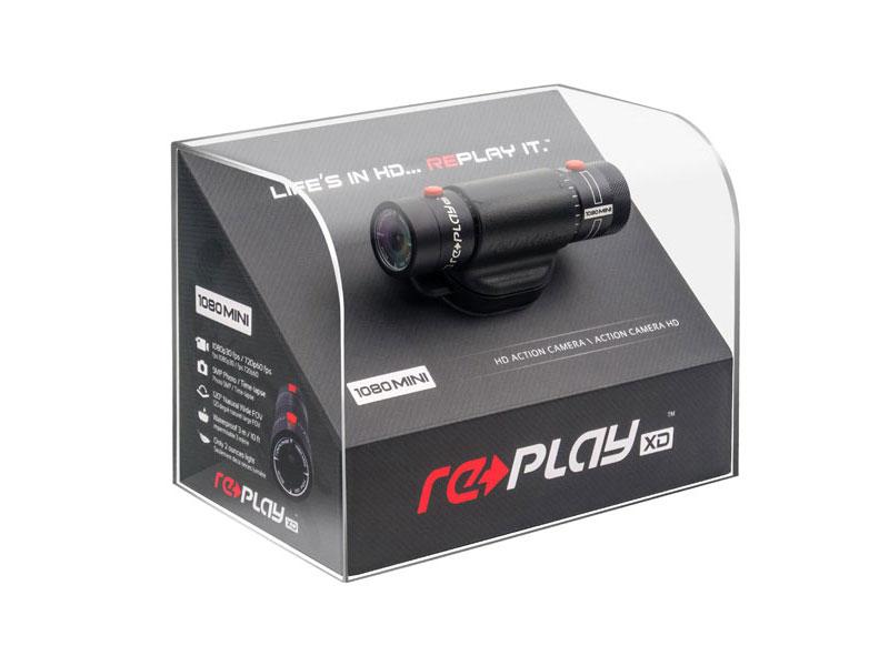 Replay XD1080Mini オンボードビデオカメラシステム