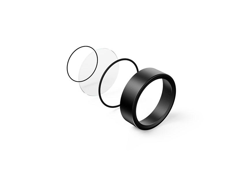 Replay XD 1080 Mini用 レンズ ベゼルキット