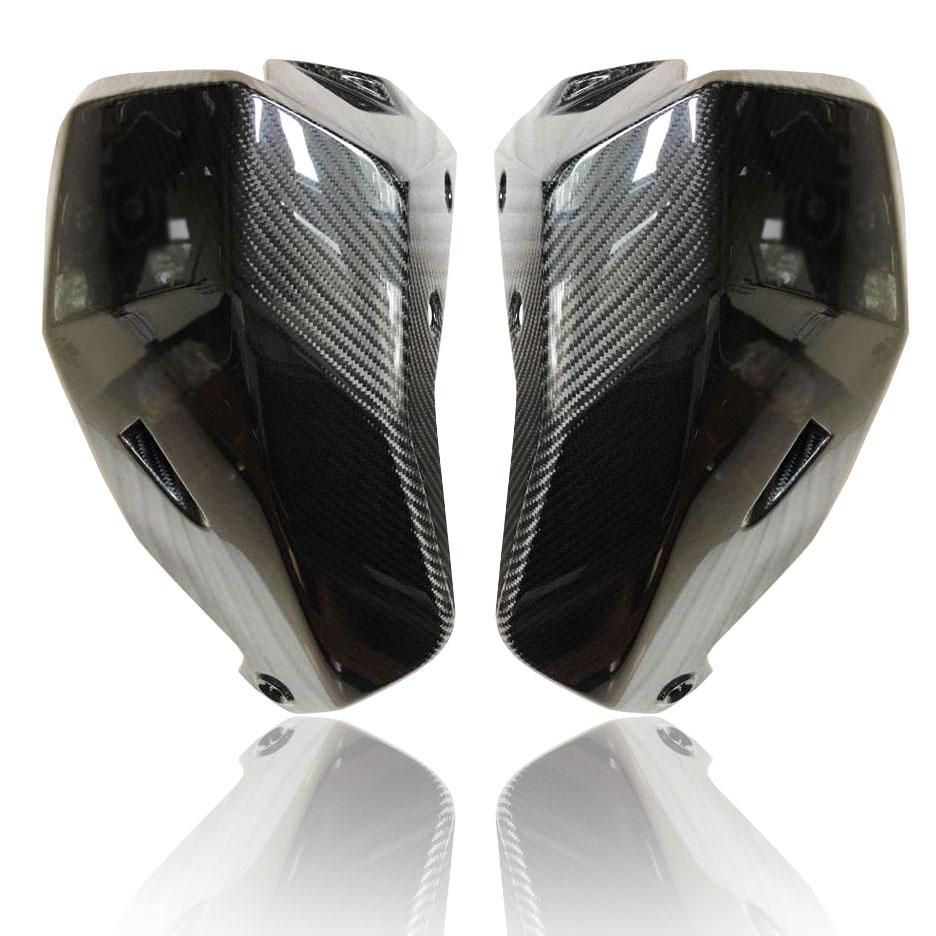 Tekmo Racing カーボンロワーフューエルタンクカバー KTM 790用
