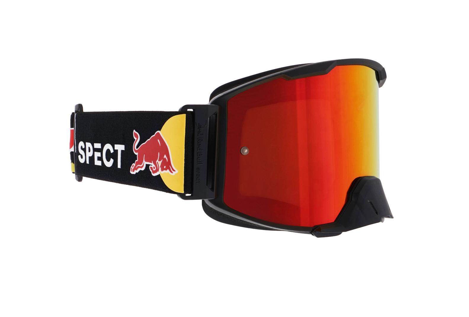 オフィシャル【Red Bull SPECT/レッドブル スペクト】STRIVE DH/MX ゴーグル