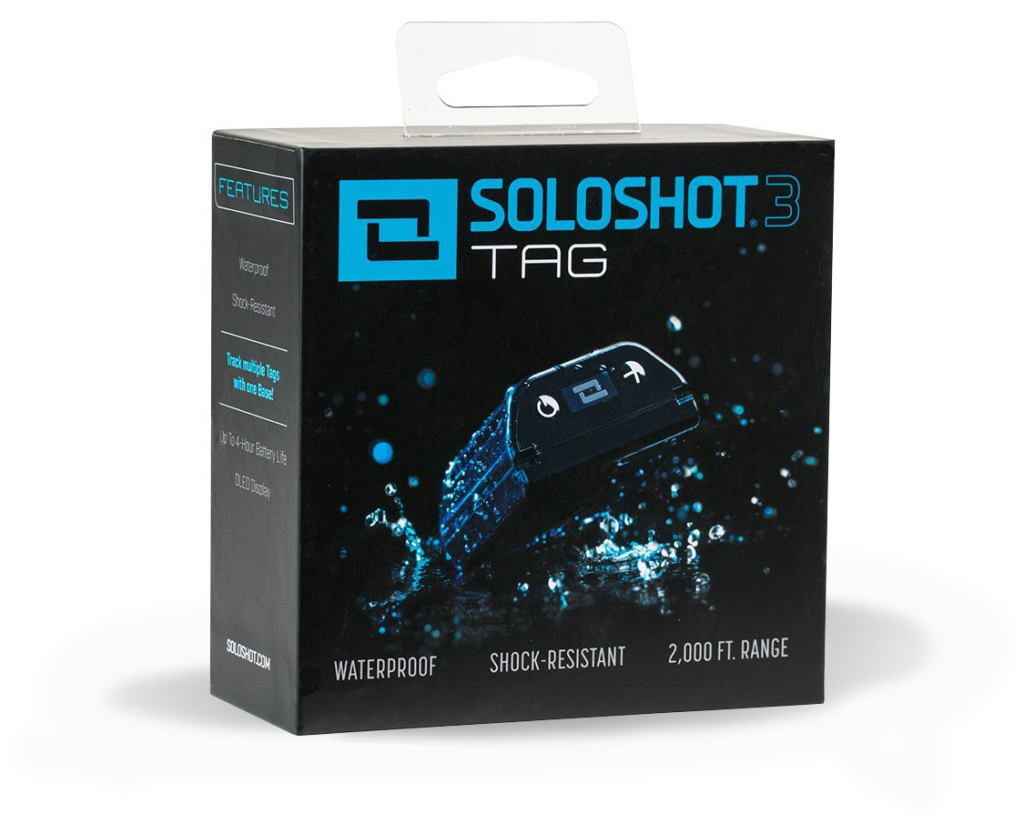 SOLOSHOT3 Extra Tag 追加用タグ(送信機)