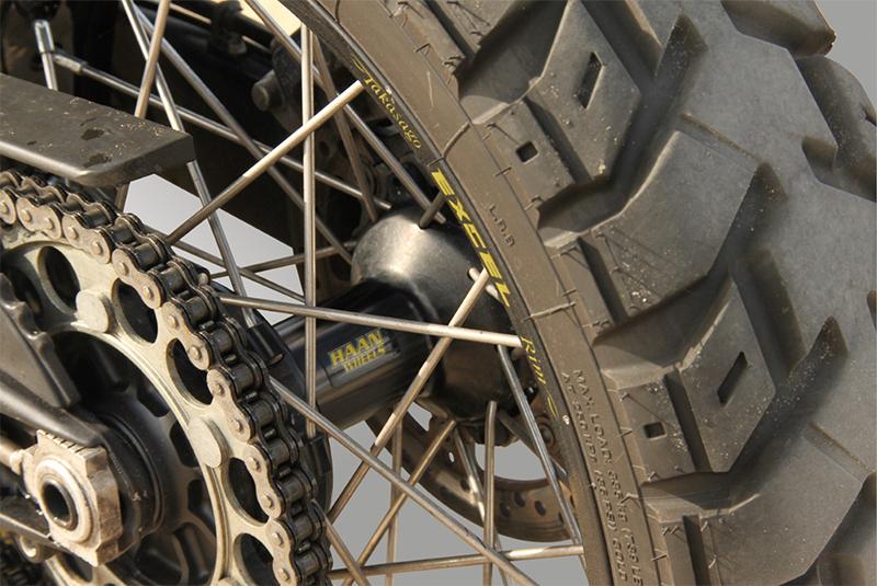 (R単体)KTM Adventure コンプリートホイール