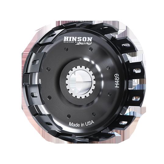 HINSON ヒンソン ビレットクラッチバスケット KTM / Husqvarna TC 85 2014-2018