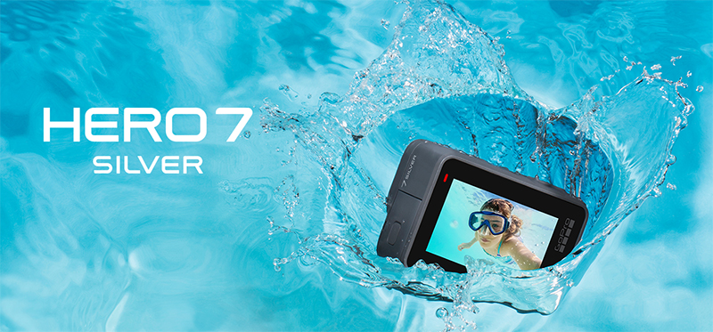 GoPro Hero7 シルバー CHDHC-601-FW [国内正規品]