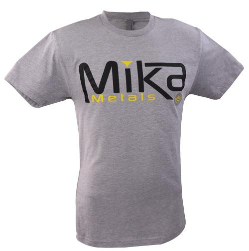 Mika Metals Original T-shirt , オリジナル Tシャツ