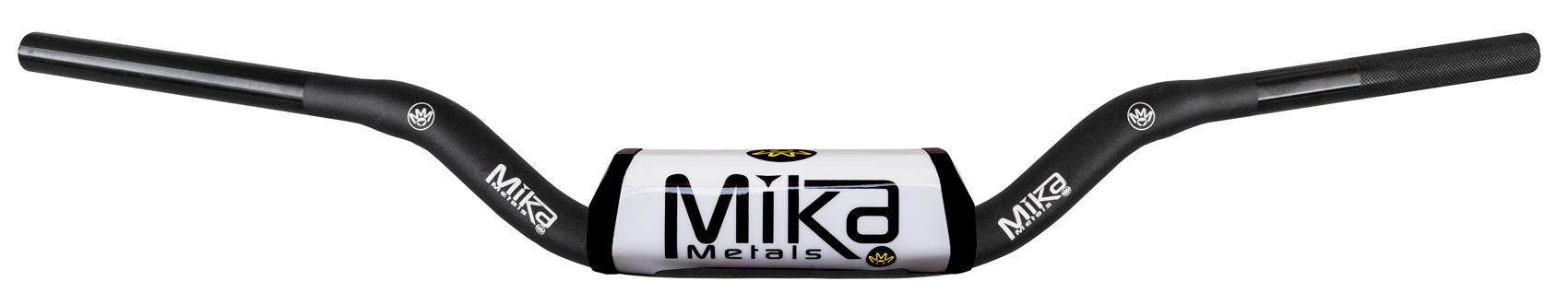 MIKA Metals テーパーハンドルバー RAW シリーズ
