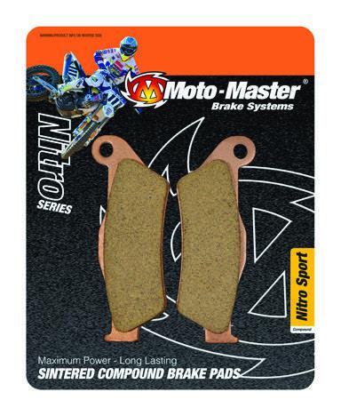 Moto-Master(モトマスター)オフロードブレーキパッド ナイトロスポーツシリーズ