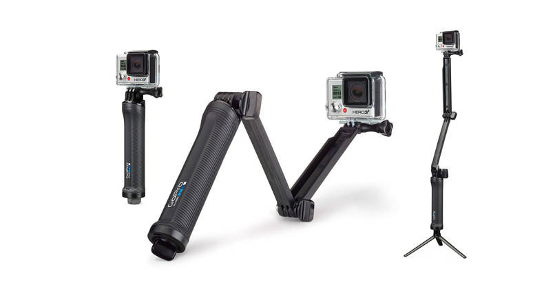 GoPro 3-Way AFAEM-001