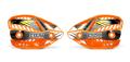 Cycra C.R.M ウルトラ / プロベンド ウルトラ ハンドガード用 シールド (ベンテッド)