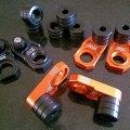 SLIDE KTM SX/SX-F/XC/XC-F/SMR/EXC 125-500/690 リアアクスル ブロック スライダーセット