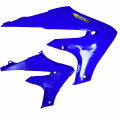 Cycra YAMAHA パワーフローインテークラジエターシュラウド 18-19 YZ450F, 19 YZ250F, 19 YZ450FX, 19 WR450F