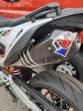DVR Racing KTM 690 , Husqvarna 701用カーボンフルエキゾーストシステム