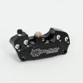 Moto-Master モタード スーパーモト ビレット4Pレーシングキャリパーパッド付 (ブラック)