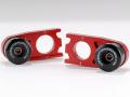SMR Husqvarna 250/400/450/510 SMR (01-12), SMR449 / 511 (11-12),610SM (06-07)用 アクスル ブロック スライダー ハスクバーナ