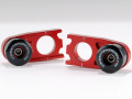 Husq 250/450/510 SMR (01-12), SMR449 / 511 (11-12)用 アクスル ブロック スライダー