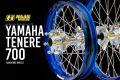 (前後セット)Yamaha Tenere 700 XTZ690 Adventure コンプリートホイール