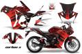 AMR デカール Honda CBR 250R (2010-2013) 専用グラフィック コンプリートキット