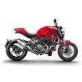 (前後セット) alpina チューブレスホイール Ducati Monster 696用