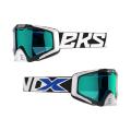 EKS Brand:イーケーエスブランド SNOW X スノーゴーグル アンチフォグコーティングダブルレンズ ベンテッド