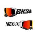 GOX クロスフェード  ブラック・ホワイト  EKS Brand:イーケーエスブランドゴーグル