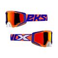 EKS-S(エックス・エス) ゴーグル フローオレンジ/ブルー/ホワイト