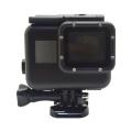 GoPro Hero5 防水ブラックアウトハウジング ダイブハウジング AADIV-001互換品