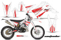 AMR デカール シュラウドキット Gas Gas EC 250 / 300  2010-2012