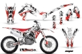 AMR デカール シュラウドキット CRF450R 13-15, 09-12, 05-08, 02-04