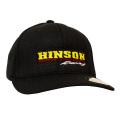 Hinson Racing キャップ Pique ブラック