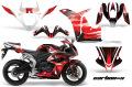 AMR デカール Honda CBR600RR (2007-2008) 専用グラフィック コンプリートキット