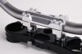 RIDE(第4世代)ハンドルバーマウントキット(ラバー) 1 1/8 (ファットバー・テーパーバー用)KTM