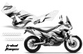 AMR デカール KTM Adventure 990 (2006-2007) 専用グラフィック コンプリートキット EDHARDY