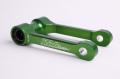 RIDE のサスペンションローダウンリンケージシステム(5-10mm) KX250F (09-15) グリーン