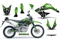 AMR デカール シュラウドキット D-tracker125 10-13