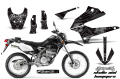 AMR デカール フルキット KLX250 D-tracker X 08-13, 04-07, 98-03