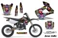 AMR デカール Ed Hardy フルキット KLX400 00-09
