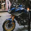 (前後セット・STS2 鍛造リム) alpina チューブレスホイール Yamaha MT-09 Tracer/ XSR 900用