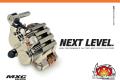 Moto-Master ビレットMXC ファクトリーエディションフロントラジアルキャリパー パッド付  (Nickel plated)