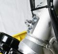 RIDE ステアリングダンパーブラケット RMZ250用  (13-17)