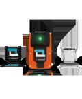 SOLOSHOT2 ベース(カメラの台) & タグ(送信機) + カメラコントローラー