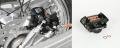 モトマスター (Moto-Master) ビレット2P ラジアルキャリパーパッド付 (ブラック)