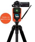 SOLOSHOT2 フルセット 専用ビデオカメラ付き ベース(カメラの台) & タグ(送信機) + カメラコントローラー