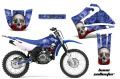 AMR デカール フルキット TTR125 00-07,  08-15,  TTR230  05-15