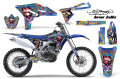 AMR デカール シュラウドキット YZ250F/450F 14-15, 10-13, 06-09, 03-05